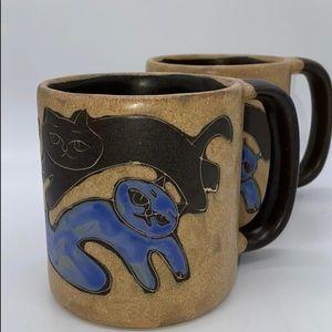 Mara Stoneware 16 oz Mugs